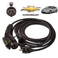 Зарядное устройство для электромобиля Chevrolet Volt AutoEco J1772-16A