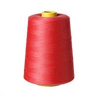 Швейная Нитка, Полиэстер, Ярко-розовый 0.1mm диаметр