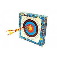 Стрелоуловитель для луков и арбалетов, 5000 выстрелов, толщина 10 см, материал изолонг