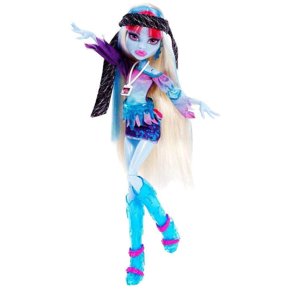 П,Кукла Monster HighMusic Festival Abbey BominableЭбби Боминейбл из серии Музыкальный фестиваль