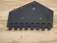 Лемех КСВ 02.030 (левый). Леміш КСВ 02.030 (лівий). Запчасти к картофелекопателям, фото 1