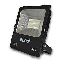 Прожектор Sungi 100W з smd відбивачем 6500К 8000Лм