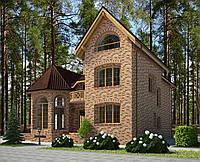 Строительство, Дом клинкер 400м2