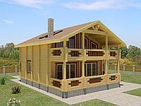 Строительство, Дом Козимир 210м2