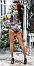 Женский модный боди из велюра , фото 5