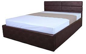 Кровать LAGUNA lift 1600x2000 brown (E2301)