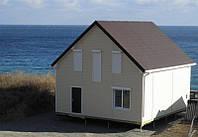 Проект дома 145 кв.м. терраса - 32 кв.м.