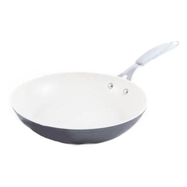 Сковорода Fissman ORLANDO 28 см (Керамическое антипригарное покрытие)