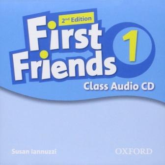 First Friends 2nd Edition 1 Class Audio CD (аудио диск)