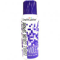 Краска-спрей Chefmaster, Edible Color Spray, (фиолетовый).