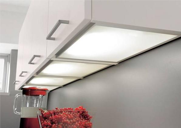 Мебельные светодиодные светильники - это стильно и современно
