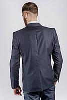 Пиджак классический 197F026 (Грифельный)