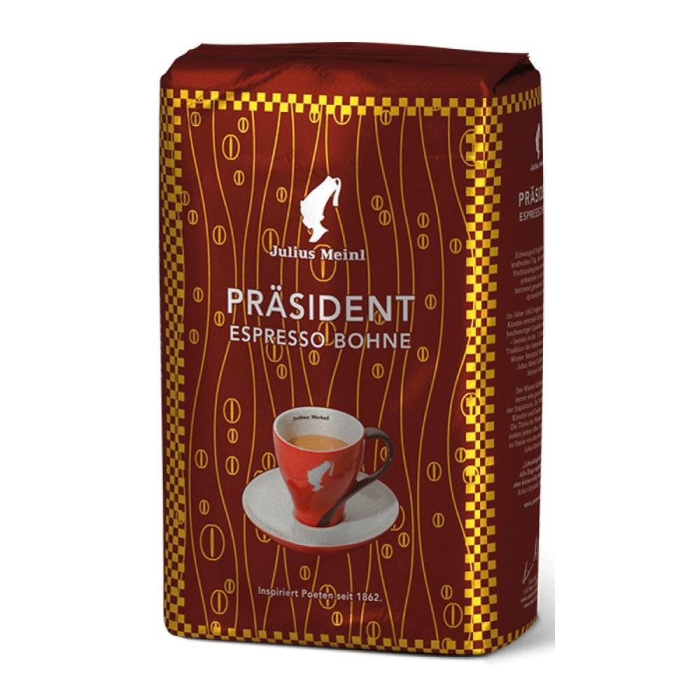 Кофе в зернах Julius Meinl President 500г