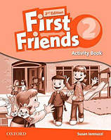 First Friends 2nd Edition 2 Activity Book (робочий зошит)