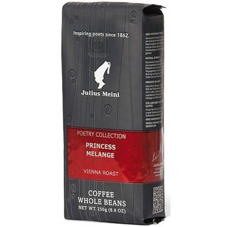Кофе в зернах Julius Meinl Princess Melange 250г