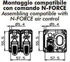 Комплект кронштейнов OMFB для переключателя N-GAGE/N-FORCE, фото 2