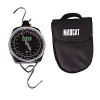 Весы с сумкой DAM MADCAT WEIGH CLOCK 150kg