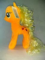 Мягкая игрушка My Little Pony Эплджек Май Литл Пони 25 см 00039