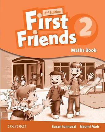 First Friends 2nd Edition 2 Maths Book (книжка з математики), фото 2