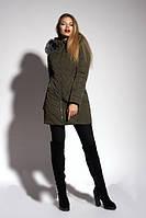 Зимнее женское молодежное пальто. Р. 44, 46, 48, 50, 52, 54
