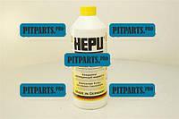 Тосол (антифриз) HEPU (концентрат -80)(желтый) 1,5кг  (P999-YLW)