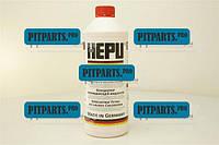 Тосол (антифриз) HEPU (концентрат -80)(красный) 1,5кг  (P999-G12)