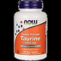 Таурин / Taurine, 1000 мг 100 капсул