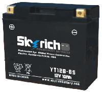Аккумулятор SKYRICH Powersport YT12B-BS 12V 10Ah