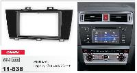 Переходная рамка CARAV 11-638 2 DIN (Subaru Legacy, Outback)
