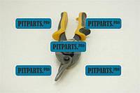 Ножницы по металлу 250 мм левые СИЛА  (310731)