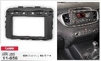 Переходная рамка CARAV 11-658 2 DIN (KIA Sorento)