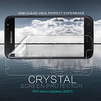 Защитная пленка Nillkin Crystal для Samsung J330 Galaxy J3 (2017)
