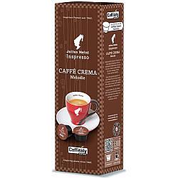 Кофе в капсулах Julius meinl Inspresso Cafe Crema Melody 80шт 8г