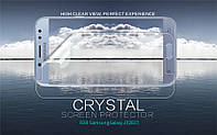Защитная пленка Nillkin Crystal для Samsung J730 Galaxy J7 (2017)