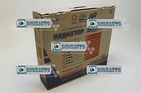 Радиатор охлаждения УАЗ 3160 3-рядн медный ШААЗ УАЗ 31519 (3160-1301010)