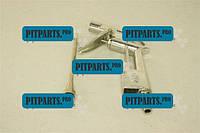 Пистолет продувочный с удлинителем P= 1.2-3бар VOREL  (81644)