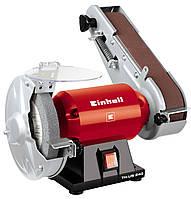 Точило универсальное TM Einhell 240 Вт, диск 150 мм, лента 50х686 мм TH-US 240