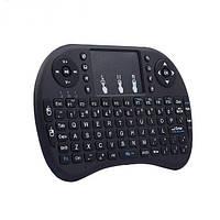 Беспроводная мини клавиатура для проектора с русской раскладкой