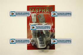 Личинки замков Таврия, 1102, 1103, 1105 к-т 3шт с 2 железными ключами (цилиндры замков) ЗАЗ 1102 (Таврия) (1102-6105410)