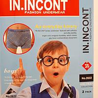 Подростковие труси боксери INCONT.