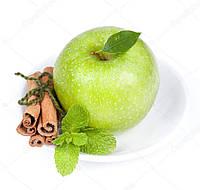 Яблоко корица мята пастила