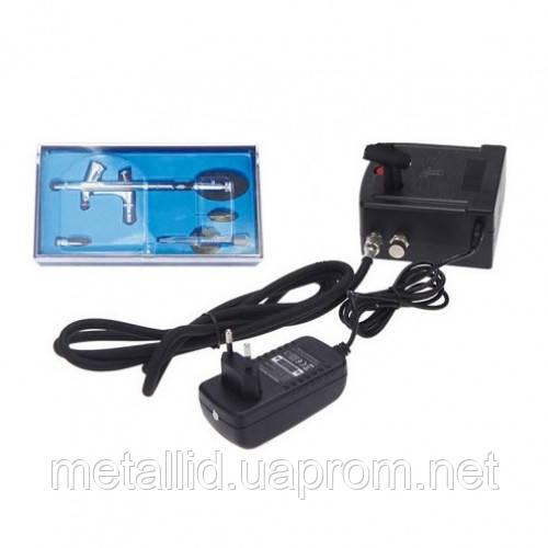 Аэрограф АВ-180 ROYALMAX компрессор TC-100А
