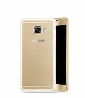 TPU чехол Ultrathin Series 0,33mm для Samsung Galaxy C7 Pro