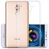 TPU чехол Ultrathin Series 0,33mm для Huawei Honor 6X / Mate 9 Lite / GR5 2017
