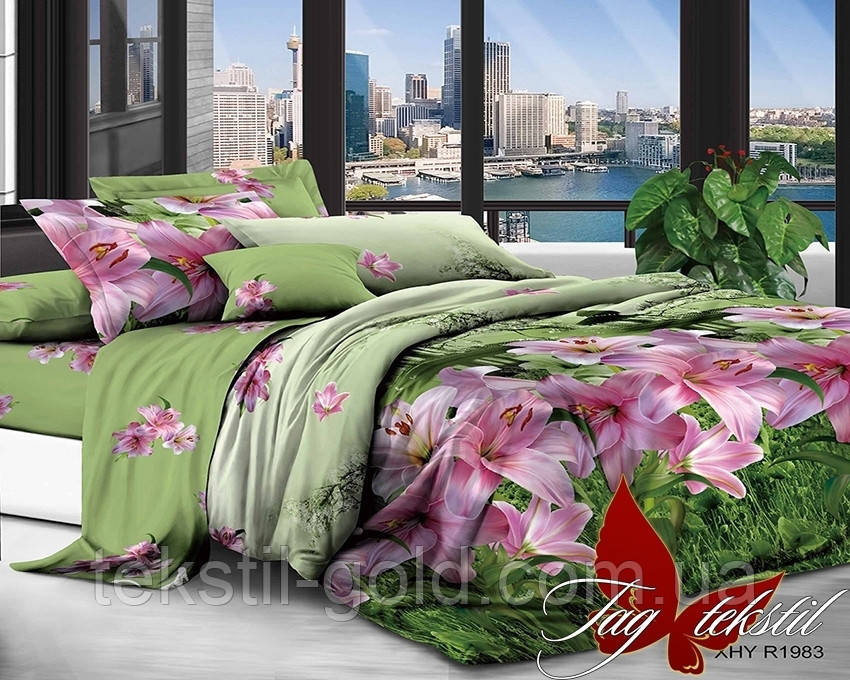 Комплект постельного белья XHY1983