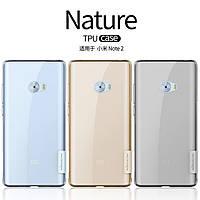 TPU чехол Nillkin Nature Series для Xiaomi Mi Note 2