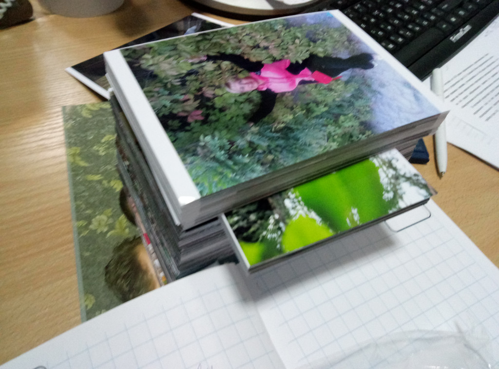 Печать фотографий в Днепре