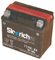Аккумулятор SKYRICH Powersport YTX5L-BS 12V 4Ah