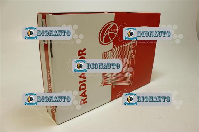 Радиатор охлаждения Лачетти MT (96553378) AURORA Lacetti 1.8 CDX (20176 /CR-CH0011)