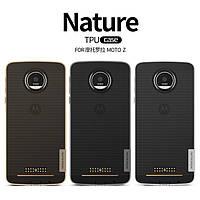 TPU чехол Nillkin Nature Series для Motorola Moto Z (XT1650)